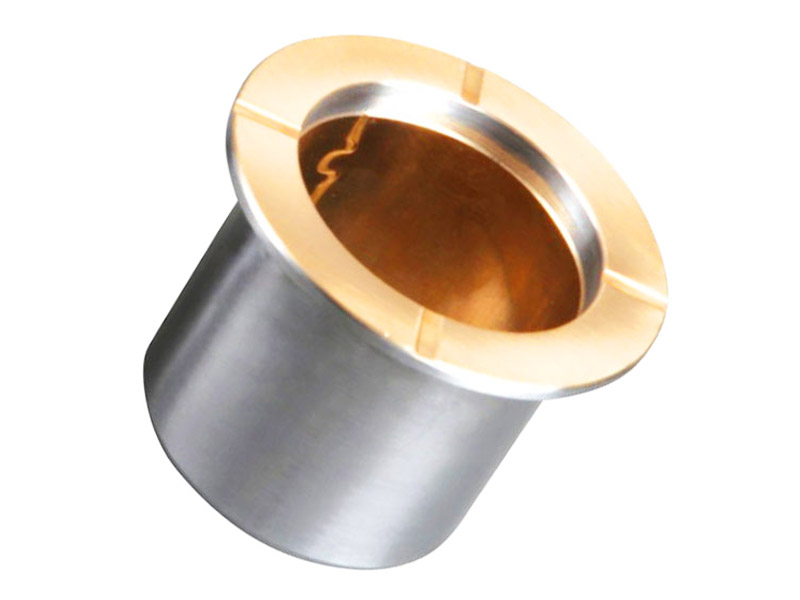 Flanged Bimetal Bushing Bearing Bush Brass Bush
